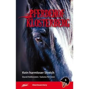 Pferdehof Klosterberg - Kein harmloser Streich - Band 5