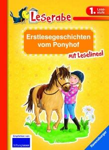 Erstlesegeschichten vom Ponyhof (Leserabe)