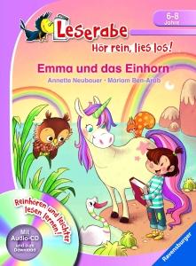 Emma und das Einhorn (Leserabe)