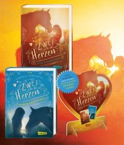 Zwei Herzen - eine Pferdeliebe, Band 01: Pias Geschichte