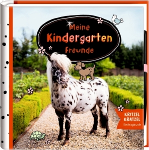 Pony Dotti - Meine Kindergartenfreunde