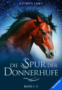 Die Spur der Donnerhufe, Band 1-3: Flammenschlucht,Sternenfeuer,Nebelberge