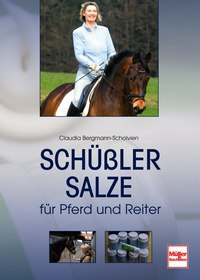 Schüßler Salze für Pferd und Reiter