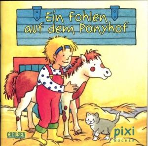Pixi 1789: Ein Fohlen auf dem Ponyhof