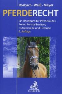 Pferderecht (C.H.Beck)