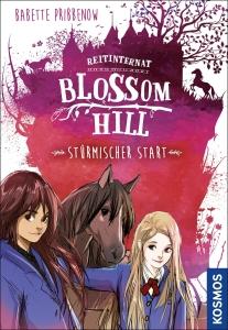 Reitinternat Blossom Hill, Band 01: Stürmischer Start