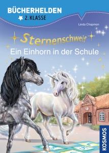 Bücherhelden: Sternenschweif - Ein Einhorn in der Schule