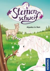 Sternenschweif,  Band 68 - Alpaka in Not