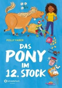 Das Pony im 12. Stock