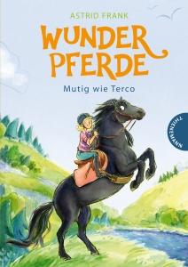 Wunderpferde Band 2: Mutig wie Terco