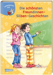 LESEMAUS zum Lesenlernen Sammelbände 53:Die schönsten Freundinnen-Silben-Geschichten