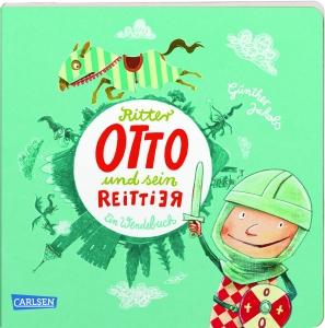 Ritter Otto lund sein Reittier (Pappenbuch)