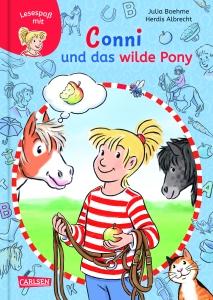 Lesespaß mit Conni 2: Conni und das wilde Pony