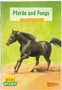 Pixi Wissen Band 01 - Pferde und Ponys