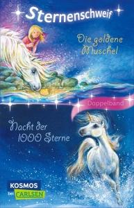 Sternenschweif: Die goldene Muschel/Nach der 1000 Sterne (Doppelband)