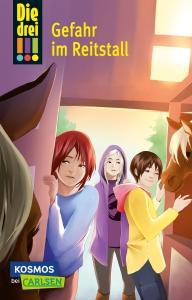 Die drei !!!  13 : Gefahr im Reitstall (Taschenbuch)