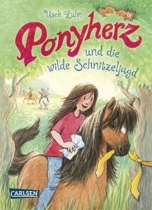 Ponyherz Band 17: Ponyherz und die wilde Schnitzeljadd