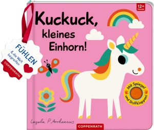 Kuckuck, kleines Einhorn!