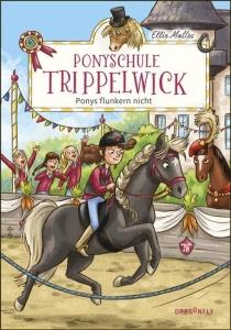 Ponyschule Trippelwick - Bd. 04 - Ponys flunkern nicht