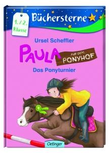 Paula auf dem Ponyhof: Das Ponyturnier