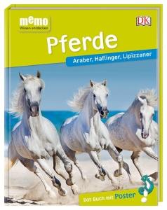 memo Wissen entdecken Pferde