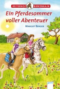 Reiterhof Birkenhain: Ein Pferdesommer voller Abenteuer