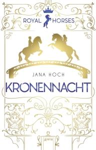 Royal Horses, Bd.03 -Kronennacht