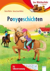 Der Bücherbär: Ponygeschichten - 1. Klasse