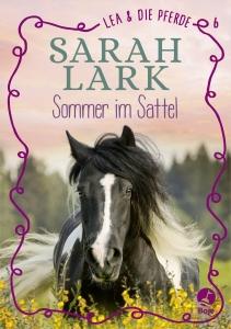 Lea und die Pferde Bd. 6 - Sommer im Sattel
