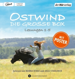 Ostwind - Der große Box (Hörbuch)