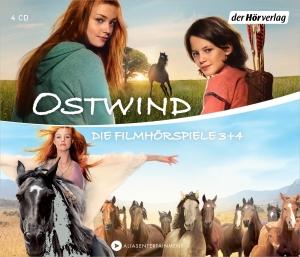 Ostwind - Filmhörspiel  3 & 4