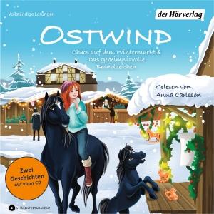 Ostwind - Das geheimnisvolle Brandzeichen & Chaos auf dem Weihnachtsmarkt (Hörbuch) (Kopie) (Kopie)