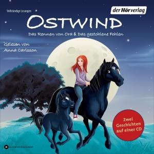 Ostwind - Das Rennen von Ora & Das gestohlene Fohlen (Hörbuch)