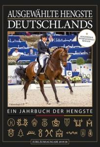 Ausgewählte Hengste Deutschlands - Ein Jahrbuch der Hengste 2019/20