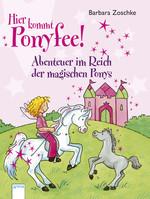 Ponyfee Doppelband - Abenteuer im Reich der magischen Ponys