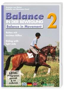Balance in der Bewegung 2 - Reiten mit leichteren Hilfen (DVD)