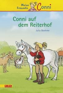 Conni-Erzählband Band 1: Conni auf dem Reiterhof