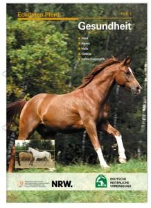 Eckdaten Pferd,Heft 2: Gesundheit
