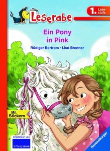 Leserabe - Ein Pony in Pink
