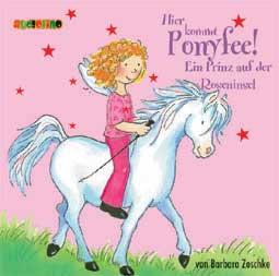 Ponyfee: Ein Prinz auf der Roseninsel (CD)