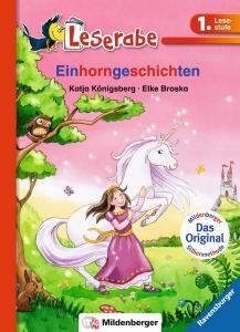 Einhorngeschichten (Leserabe)