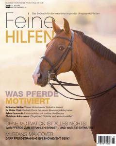 Feine Hilfen Ausgabe 22 - Was Pferde motiviert
