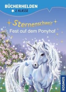 Bücherhelden: Sternenschweif - Fest auf dem Ponyhof