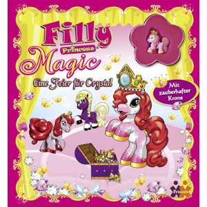 Filly Princess Magic: Eine Feier für Crystal