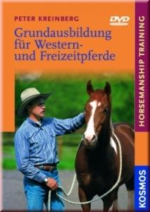 Grundausbildung für Western- und Freizeitpferde (DVD)