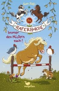 Die Haferhorde - Band 3: Immer den Nüstern nach!