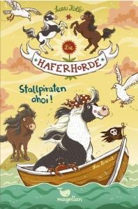 Die Haferhorde - Band 5: Stallpiraten Ahoi!