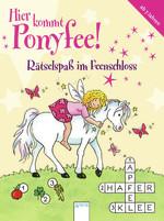 Ponyfee - Rätselspaß im Feenschloss