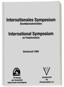 Internationales Symposium Strahlbeinlahmheiten