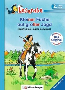 Kleiner Fuchs auf großer Jagd (Leserabe)